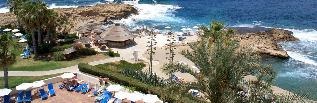 Boende och hotell på Cypern