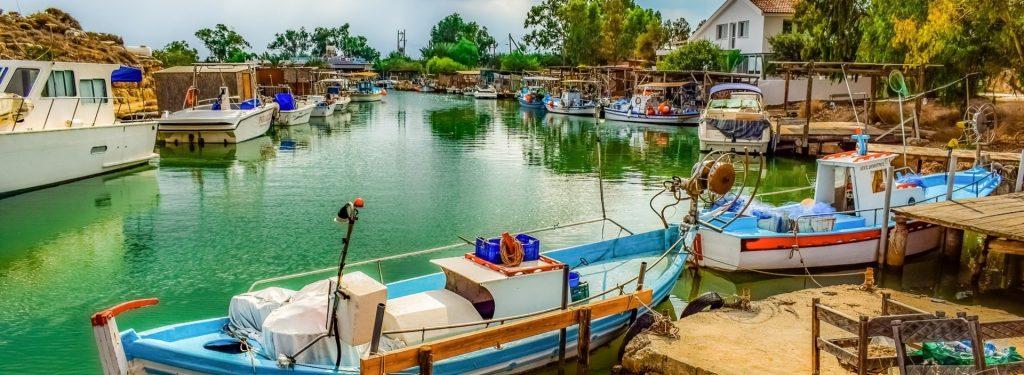 10 måsten på Cypern