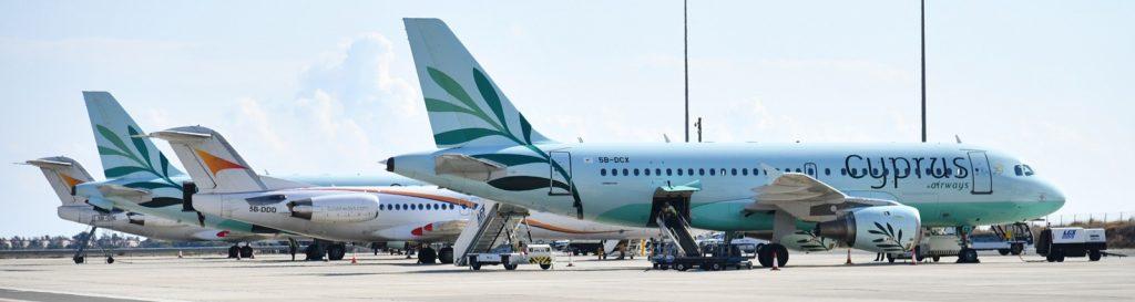 Flyga till Cypern
